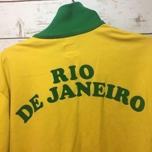 ADIDAS Rio De Janeiro Performance Jacket